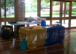 School Gameshow set up2