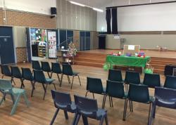 School Gameshow set up 1
