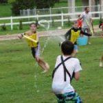 water gun fight till end