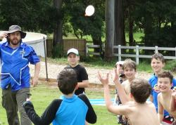 Ultimate water balloon catch