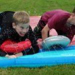 Ultimate Water Slide fun