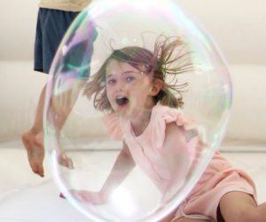 bubble mirror